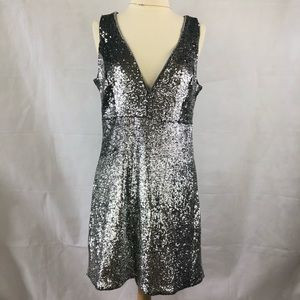 Nordstrom Bardot Cocktail Sequin Mini Dress